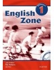 English Zone 1 Workbook with CD-ROM Pack (Nolasco, R.)