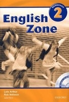 English Zone 2 Workbook with CD-ROM Pack (Nolasco, R.)