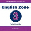 English Zone 3 Class Audio CDs (2) (Nolasco, R.)
