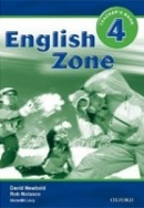English Zone 4 Teacher's Book (Nolasco, R.)