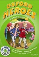 Oxford Heroes 1 Student's Book and MultiROM Pack (Quintana, J.)