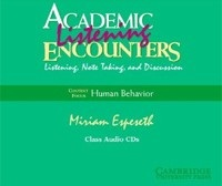 Academic Listen Encounters Human Behavior CD /4/ (Seal, B. - Espeseth, M.)