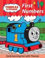 Thomas and Friends: First Numbers (WB)