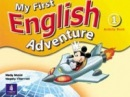 My First English Adventure 1 Activity Book (Musiol, M. - Villarroel, M.)