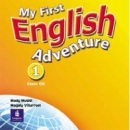 My First English Adventure 1 Class CD (Musiol, M. - Villarroel, M.)