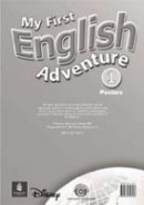 My First English Adventure 1 Posters (Musiol, M. - Villarroel, M.)