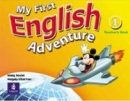 My First English Adventure 1 Teacher's Book (Musiol, M. - Villarroel, M.)