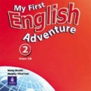 My First English Adventure 2 Class CD (Musiol, M. - Villarroel, M.)