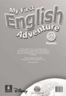 My First English Adventure 2 Posters (Musiol, M. - Villarroel, M.)
