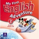 My First English Adventure 2 Song CD (Musiol, M. - Villarroel, M.)