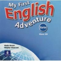 My First English Adventure Starter Class CD (Musiol, M. - Villarroel, M.)