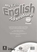 My First English Adventure Starter Posters (Musiol, M. - Villarroel, M.)