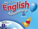 My First English Adventure Starter Pupil's Book (Musiol, M. - Villarroel, M.)