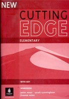 New Cutting Edge: Elementary: Workbook (With Key) (Cunningham, S. - Moor, P. - Eales, F.)