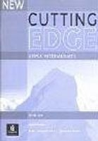 New Cutting Edge Upper-intermediate Work Book + key (Comyns-Carr, J. - Eales, F.)