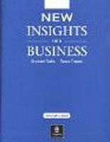 New Insights into Business: Teacher's Book (Insights) (Tullis, G. - Trappe, T.)