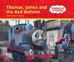 Thomas, James and the Red Balloon (Thomas & friends series) (Awdry, W.)