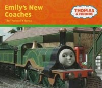 Emily's New Coaches (Awdry, W.)