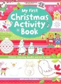 My First Christmas Activity Book (Taplin, S.)