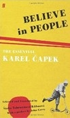 Believe in People (Capek, K.)