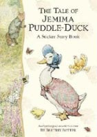 Jemima Puddle-Duck Sticker Story (Potter, B.)