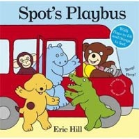 Spot's Playbus (Hill, E.)