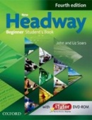 New Headway, 4th Edition Beginner Student's Book + iTutor DVD (Soars, L. - Soars, J.)