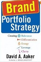 Brand Portfolio Strategy: Creating Relevance, Differentiation, Energy, Leverage and Clarity (Aaker, D.)