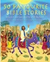 50 Favourite Bible Stories + CD (Cliff, R. - Sibley, B. - Waterhouse, S.)