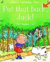 Give That Back, Jack! (Cautionary Tales) (McCaferty, J.)