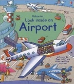 Look Inside an Airport (Jones, R. L.)