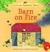 Farmyard Tales (Mini): Barn on Fire (Amery, H.)
