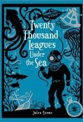 Twenty Thousand Leagues Under the Sea (Leatherbound) (Verne, J.)