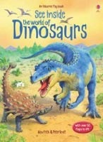 See Inside The World of Dinosaurs (Firth, A.)