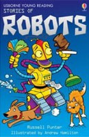 Young Reading 1: Stories of Robots (Punter, R.)