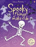 Spooky Things to Make and Do (Usborne Activities) (Gilpin, R.)