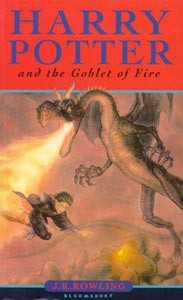 Harry Potter and Goblet of Fire (Rowling, J. K.)