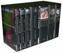 Harry Potter Box Set (Contains all 7 books in the series) (Rowling, J. K.)