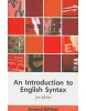 An Introduction to English Syntax (Edinburgh Textbooks on the English Language) (Miller, J.)