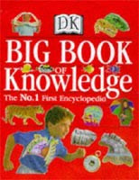 The Dorling Kindersley Big Book of Knowledge (Big Books)