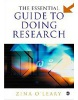 The Essential Guide to Doing Research (O´Leary, Z. -)
