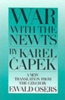 War with the Newts (Capek, K.)