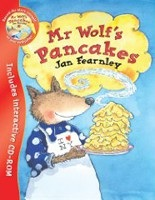 Mr Wolf's Pancakes (Mr. Wolf Books) (Fearnley, J.)