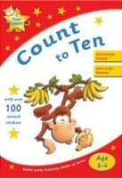 I Can Learn: Count to 10 (3 to 4)