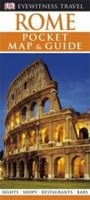 Eyewitness Travel Guides - Rome (Pocket Map and Guide)