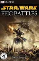 Star Wars Epic Battles (DK Readers Level 4) (Beecroft, S.)