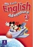 My First English Adventure 2 DVD (Musiol, M. - Villarroel, M.)