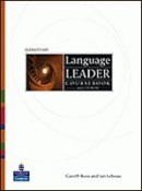 Language Leader Elementary  Coursebook + CD