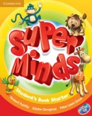 Super Minds Starter Student's Book+DVD-ROM (Puchta, H. - Gerngross, G. - Lewis-Jones, P.)