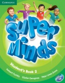 Super Minds Level 2 Student's Book+DVD-ROM (Puchta, H.)